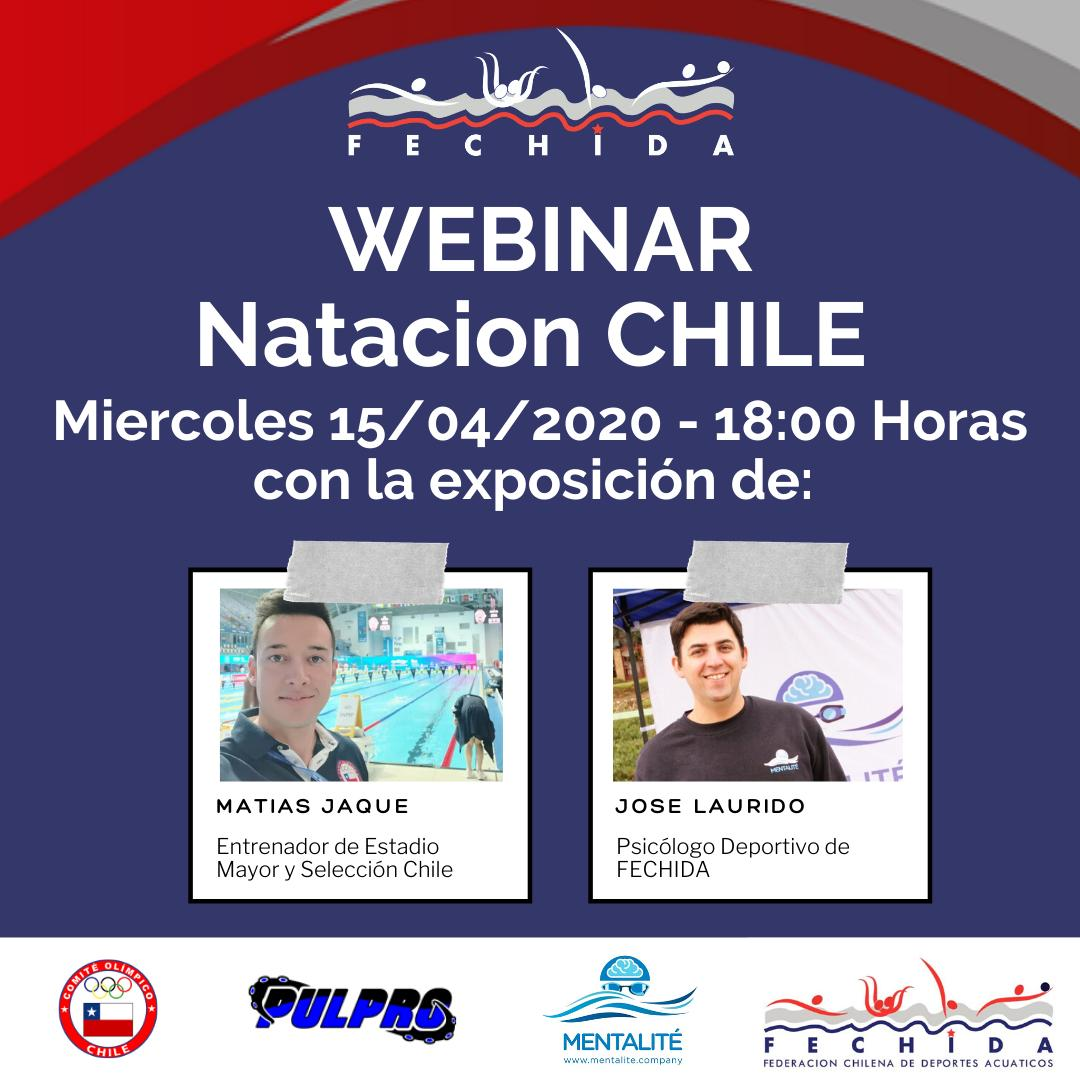 2do. WEBINAR Natación CHILE